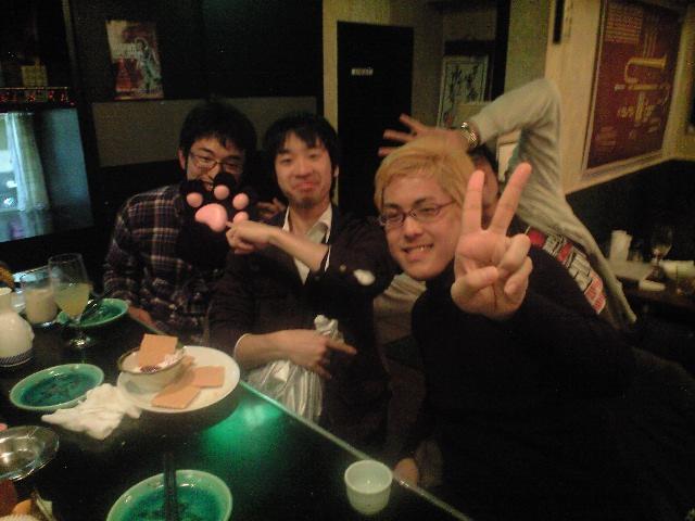 12月17日(土)ゲーム音楽吹奏楽団「しかしMPがたりない」忘年会_b0206845_355265.jpg