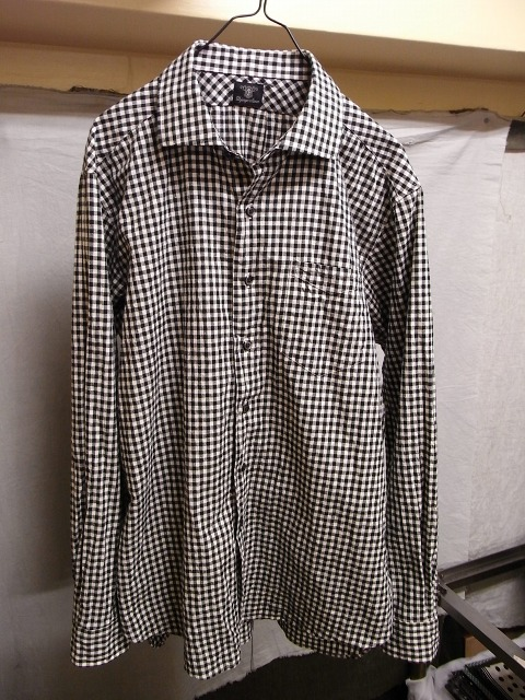 widespread ginghamcheck shirt_f0049745_18165591.jpg