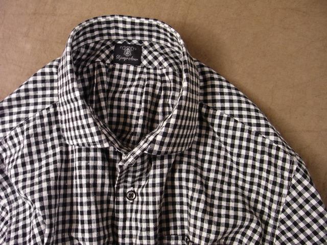 widespread ginghamcheck shirt_f0049745_18181994.jpg