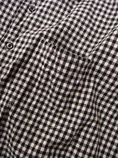 widespread ginghamcheck shirt_f0049745_18183926.jpg
