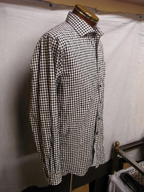 widespread ginghamcheck shirt_f0049745_18192315.jpg