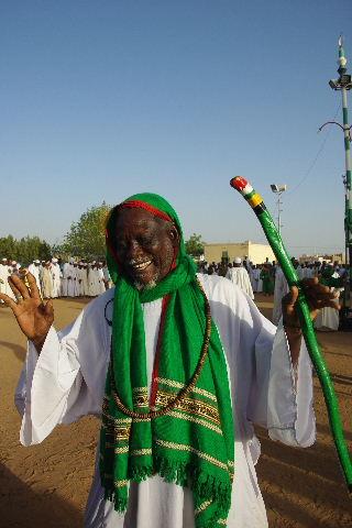 【スーダン周遊】 ハマデルニール・モスクのスーフィーの祭 (1)_c0011649_652942.jpg