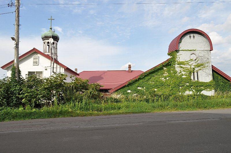小樽のカトリック住ノ江教会_c0112559_11255470.jpg