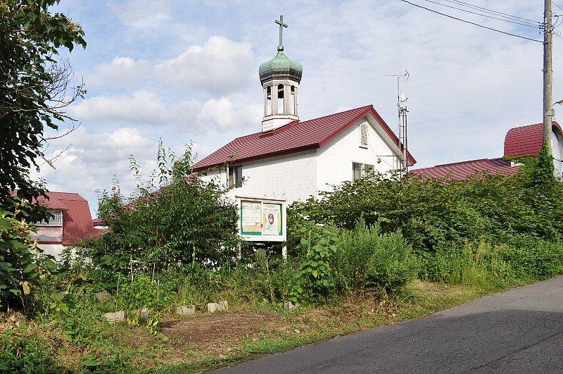 小樽のカトリック住ノ江教会_c0112559_11263752.jpg