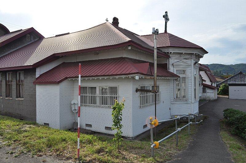 小樽のカトリック住ノ江教会_c0112559_1127834.jpg