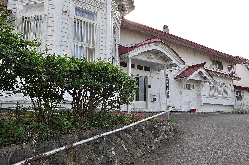 小樽のカトリック住ノ江教会_c0112559_11281999.jpg