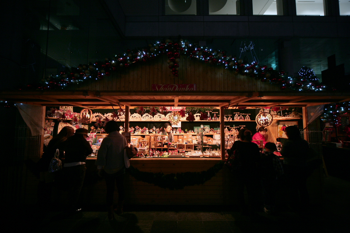ドイツ・クリスマスマーケット 大阪 2011_f0021869_15392172.jpg