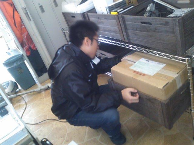 開店準備中(^^)_b0127002_9142512.jpg