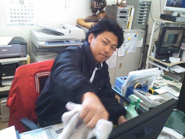 開店準備中(^^)_b0127002_9142536.jpg