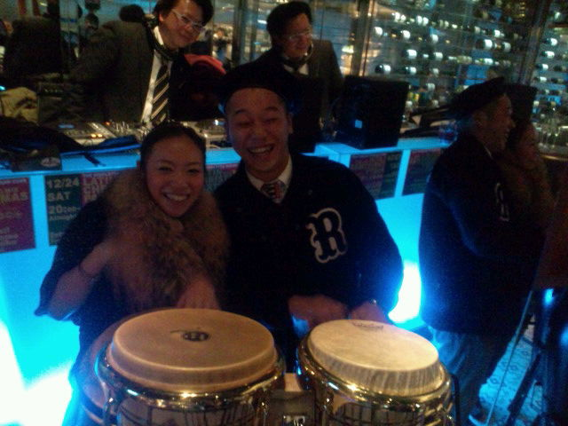 横浜リゴレット☆ラテンクリスマスパーティー大盛況!ご来場ありがとうございましたヾ(^▽^)ノ♪_b0032617_17435688.jpg