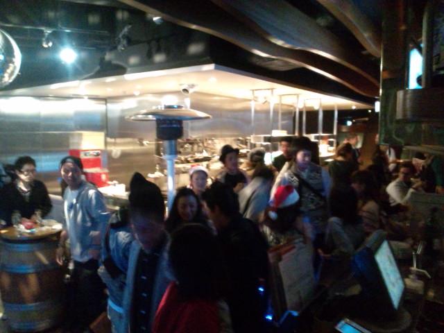 横浜リゴレット☆ラテンクリスマスパーティー大盛況!ご来場ありがとうございましたヾ(^▽^)ノ♪_b0032617_17435726.jpg