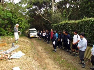 辺土名高校環境科 野外授業⑩_f0121321_2314937.jpg