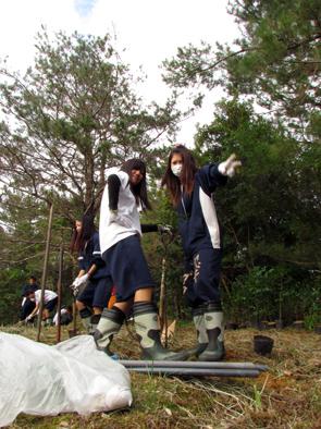 辺土名高校環境科 野外授業⑩_f0121321_2330129.jpg