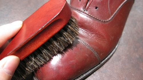 ステインリムーバー~靴のクレンジング_b0226322_93681.jpg