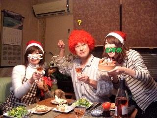 クリスマスだねー_e0222836_933136.jpg