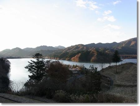 乗り納め、宮ヶ瀬 2011.12.25_c0147448_14364086.jpg