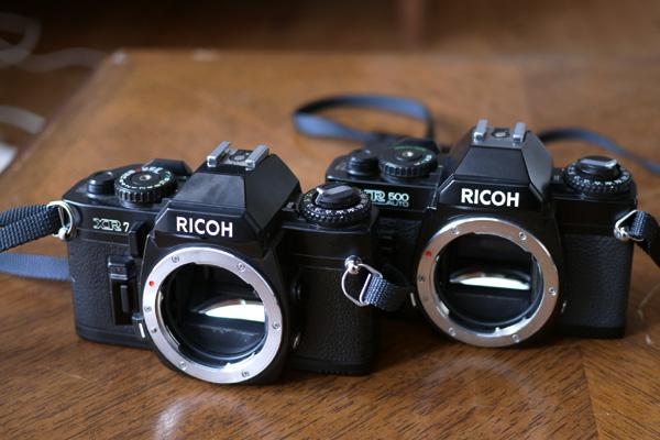 RICOH XR-7 ピントずれ修理_c0157248_001444.jpg