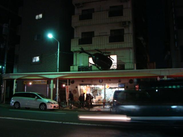 クリスマスと河童 ② ~合羽橋から浅草~_f0232060_2542274.jpg