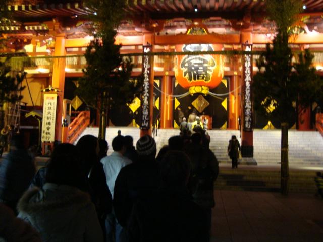 クリスマスと河童 ② ~合羽橋から浅草~_f0232060_3103086.jpg