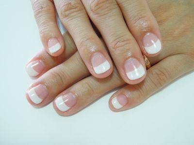 White French Nail_a0239065_14191245.jpg
