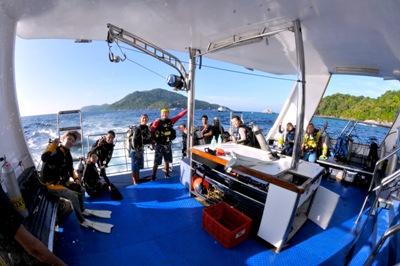 12月21日~12月25日 Similan & Surin X\'mas Cruise  _d0086871_1905793.jpg