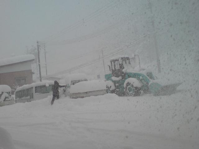 大雪のホワイトクリスマス。_d0182179_17374869.jpg
