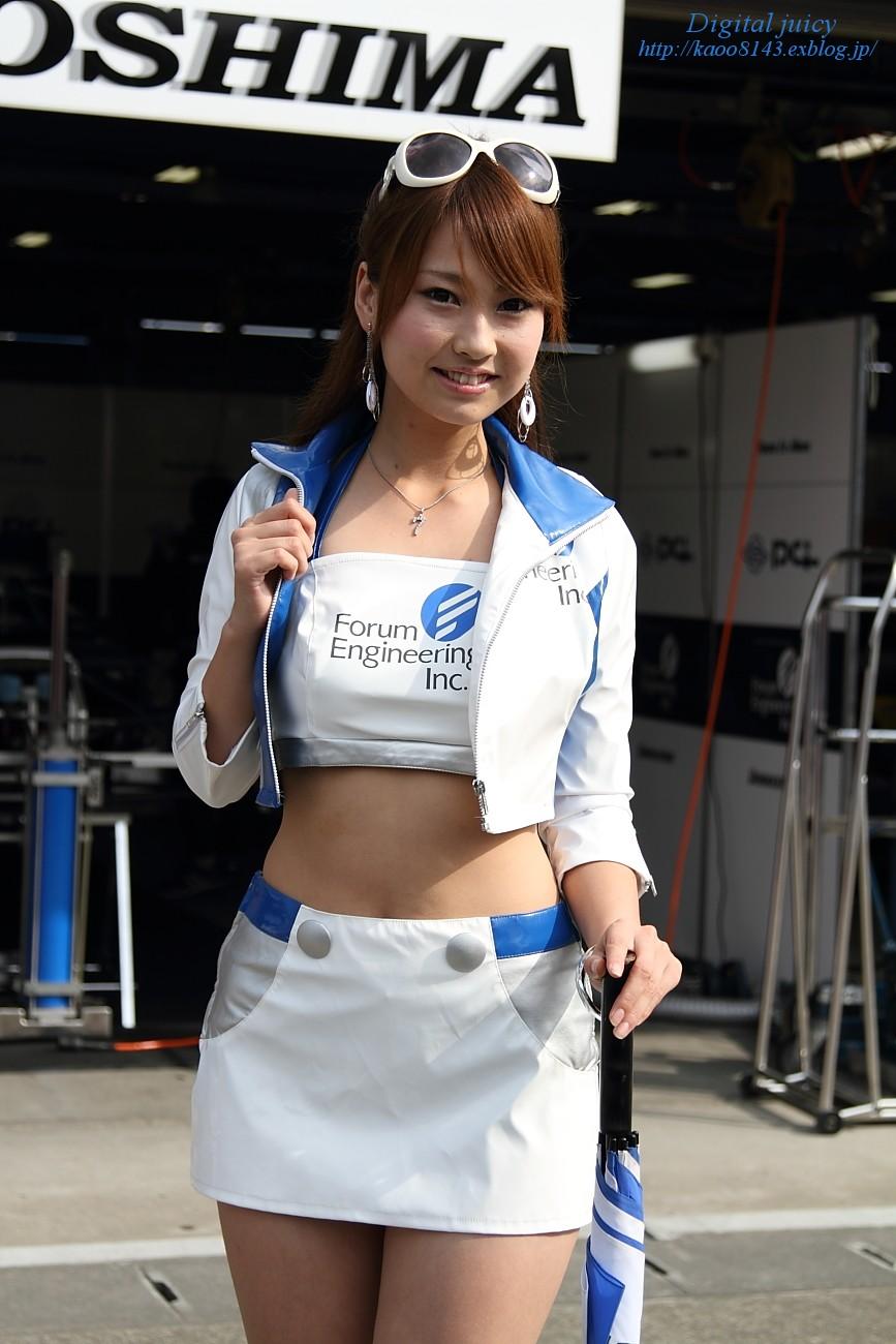 佐々木千夏 さん(Forum Engineering GAL)_c0216181_1345834.jpg