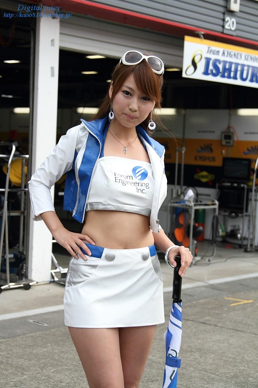 佐々木千夏 さん(Forum Engineering GAL)_c0216181_1352872.jpg