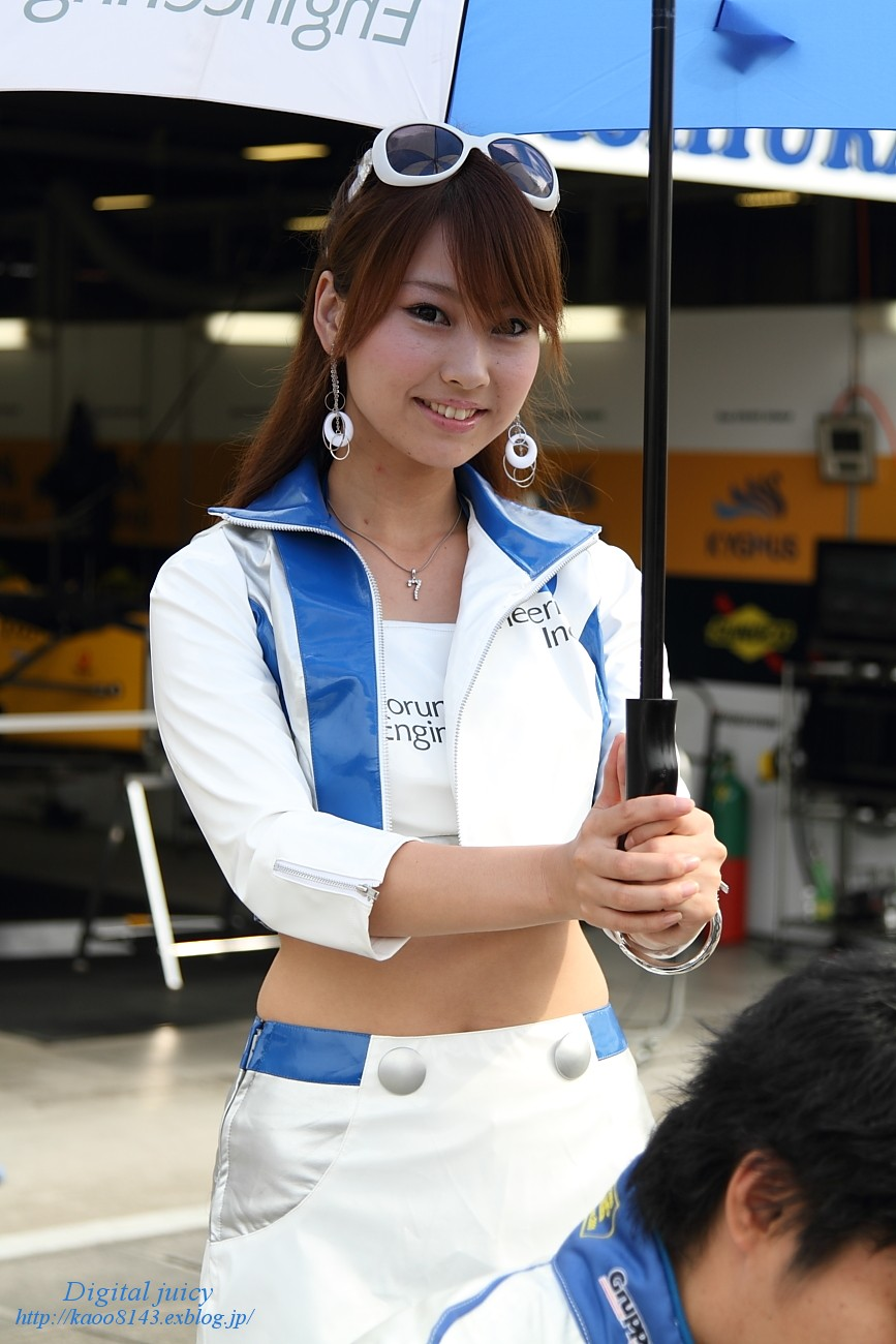 佐々木千夏 さん(Forum Engineering GAL)_c0216181_1354661.jpg