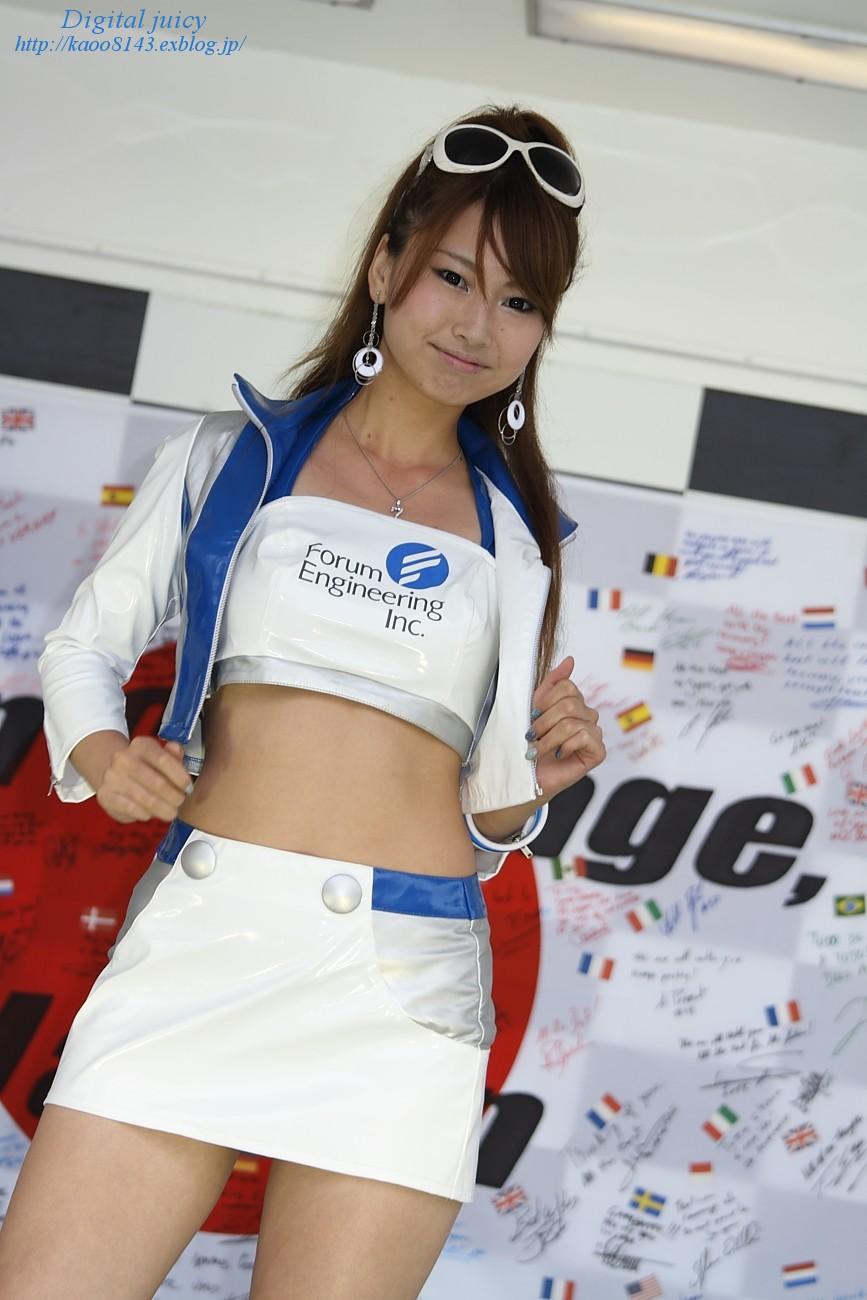 佐々木千夏 さん(Forum Engineering GAL)_c0216181_1355578.jpg