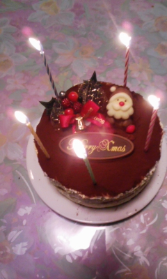 手作りケーキを食べたまでは良かったんだがw_f0168392_21394380.jpg