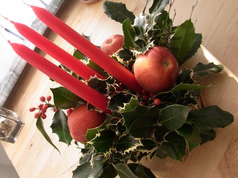 スモークサーモンのタルティーネ☆ イタリアのクリスマス Natale_b0246303_45056.jpg