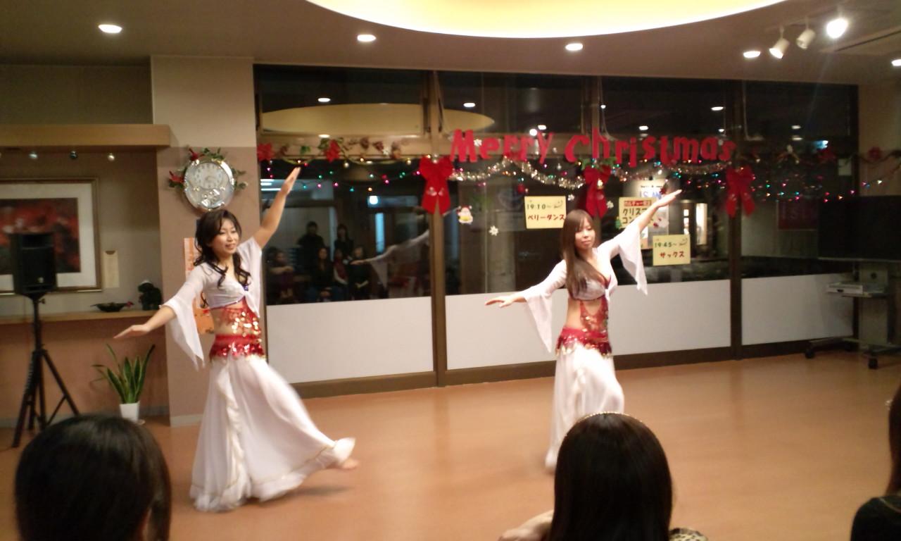 開進堂クリスマスコンサートに出演しました_c0201916_1527551.jpg