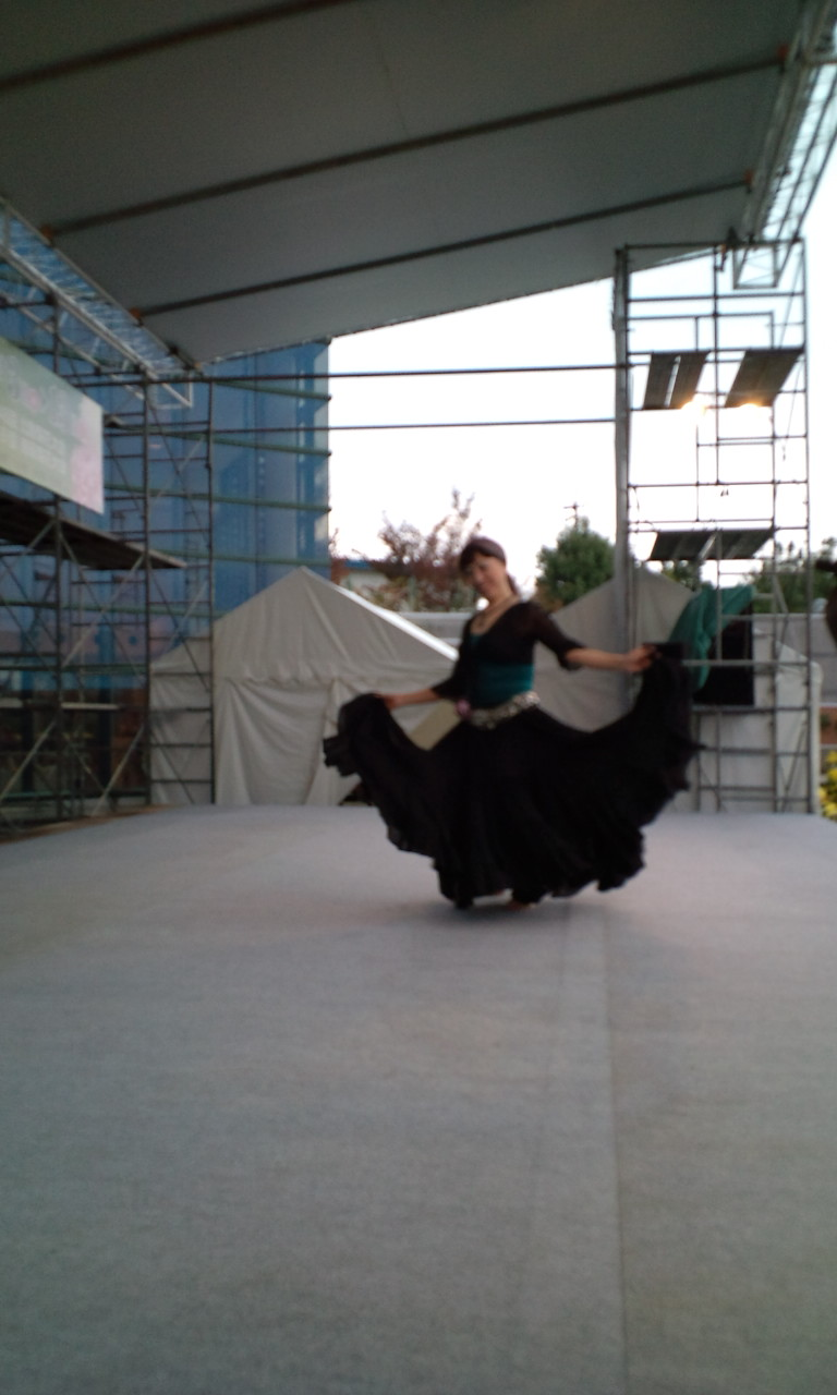2011 菊まつり出演しました。_c0201916_1595352.jpg