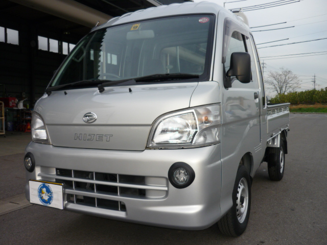 祝☆ご成約 ハイゼットトラック ジャンボ 4WD (o・ω・)o_c0213517_102746.jpg