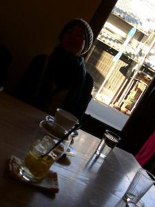 cafe wakayaデビュー_f0133923_2145371.jpg