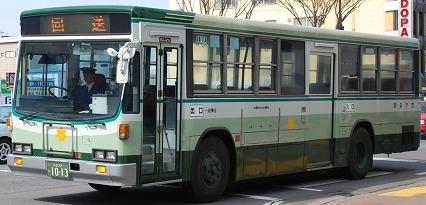 青森市企業局 いすゞU-LV224M +アイケー_e0030537_2333027.jpg