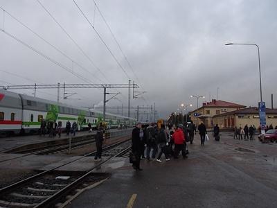 ロバニエミ駅