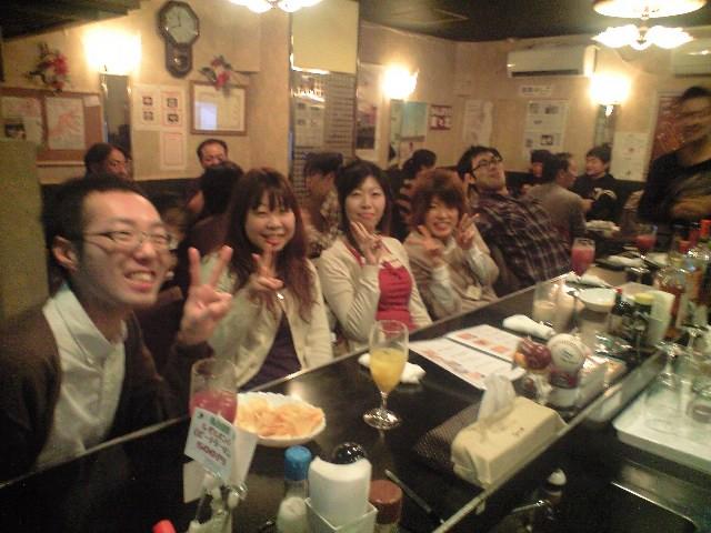 12月18日(日)ISWO団内アンサンブルコンテスト〜忘年会2次会_b0206845_3345025.jpg