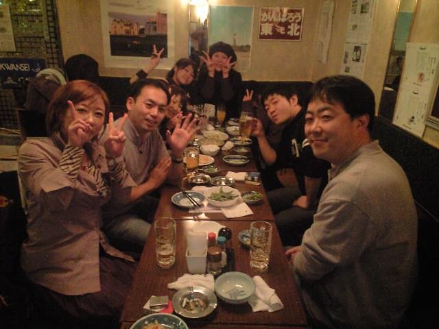 12月18日(日)ISWO団内アンサンブルコンテスト〜忘年会2次会_b0206845_334504.jpg