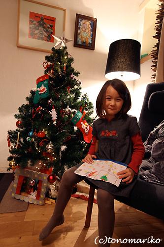 バブー家のクリスマスと病院事件?!_c0024345_4244236.jpg
