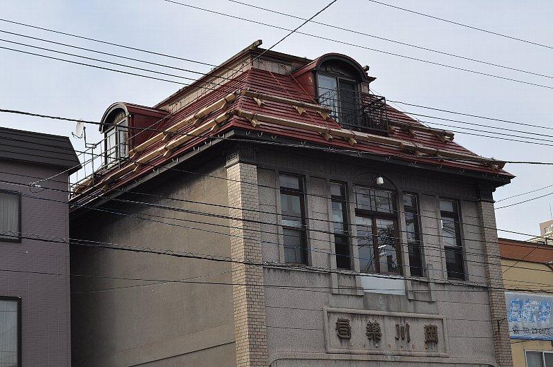 小樽の旧岡川薬局_c0112559_1312591.jpg