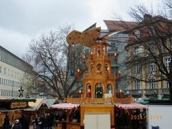 ミュンヘンマリエン広場のクリスマスマーケット_e0195766_450256.jpg