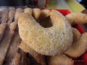 三日月型クッキー キプフェル_e0195766_713285.jpg