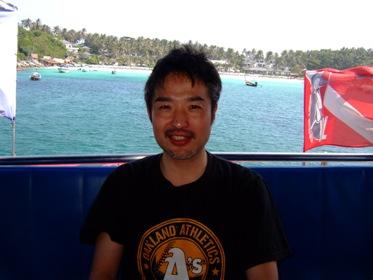 強運と共にラチャヤイ島へ!_f0144385_1954235.jpg