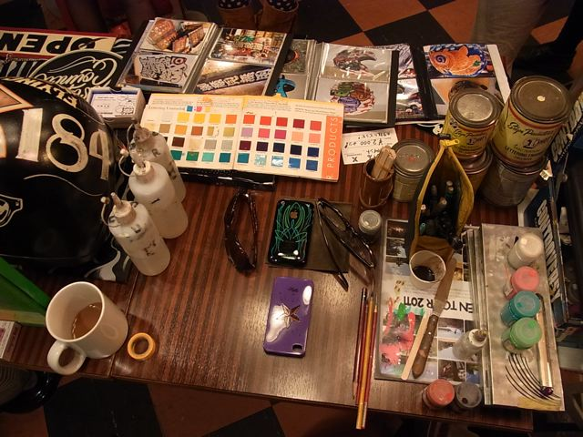 今年最後の出店 in 福生_c0223486_5272865.jpg