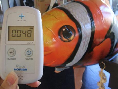 ゆう子のお部屋+放射能測定_a0229594_9373522.jpg