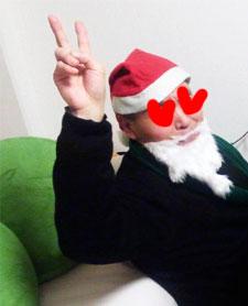 父ときなこもウキウキなクリスマスッ_d0224894_14291365.jpg