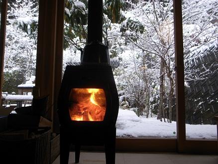 雪のXmasでした。_d0087595_1743821.jpg