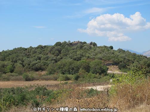 古代ヴヘティオンとビザンティン時代のロギの城 _c0010496_1024749.jpg